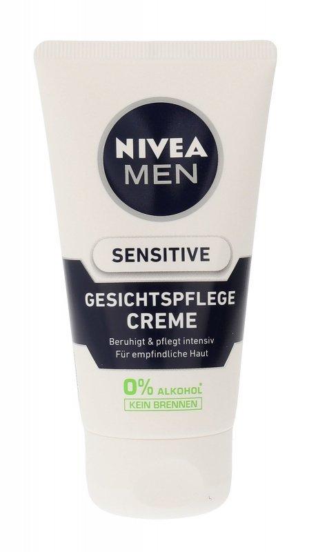 Nivea Men Sensitive (Krem do twarzy na dzień, M, 75ml)