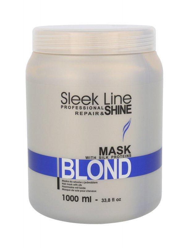 Stapiz Sleek Line Blond (Maska do włosów, W, 1000ml)