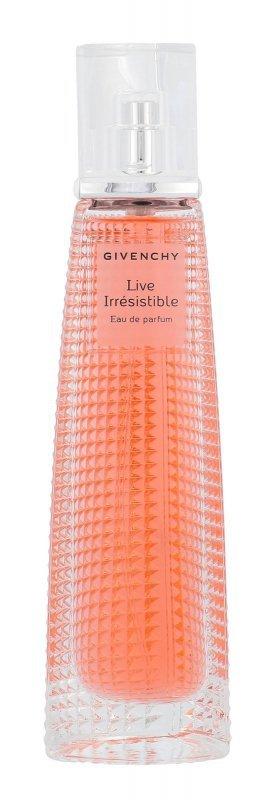 Givenchy Live Irrésistible (Woda perfumowana, W, 75ml)