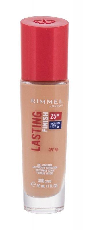 Rimmel London Lasting Finish 25H (Podkład, W, 30ml)
