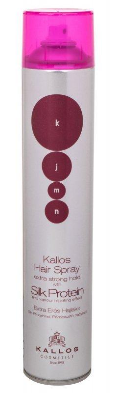 Kallos Cosmetics KJMN (Lakier do włosów, W, 750ml)