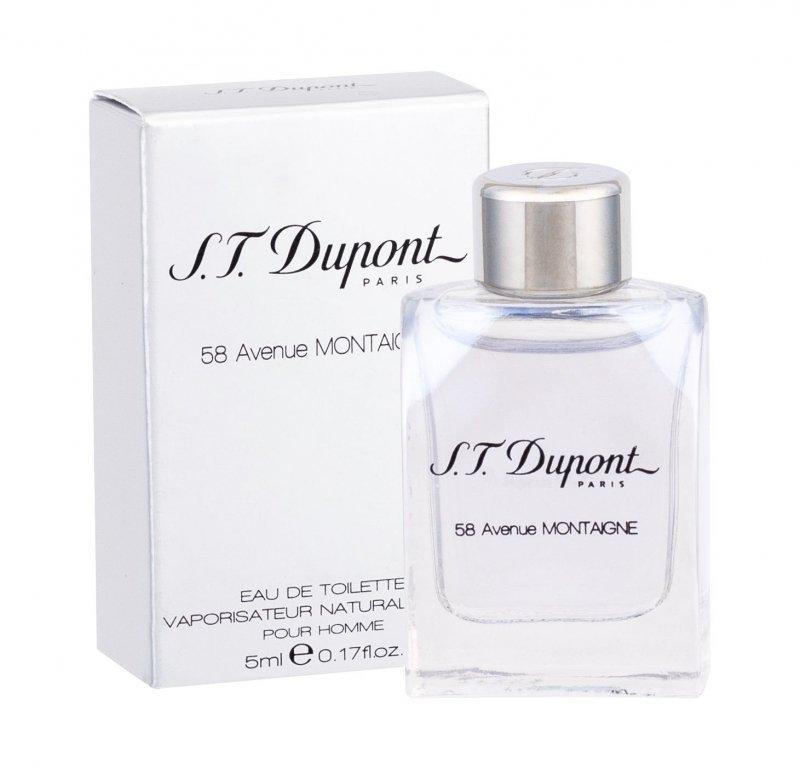S.T. Dupont 58 Avenue Montaigne Pour Homme (Woda toaletowa, M, 5ml)