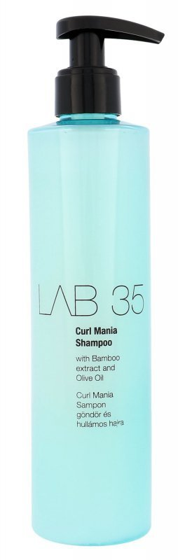 Kallos Cosmetics Lab 35 (Szampon do włosów, W, 300ml)