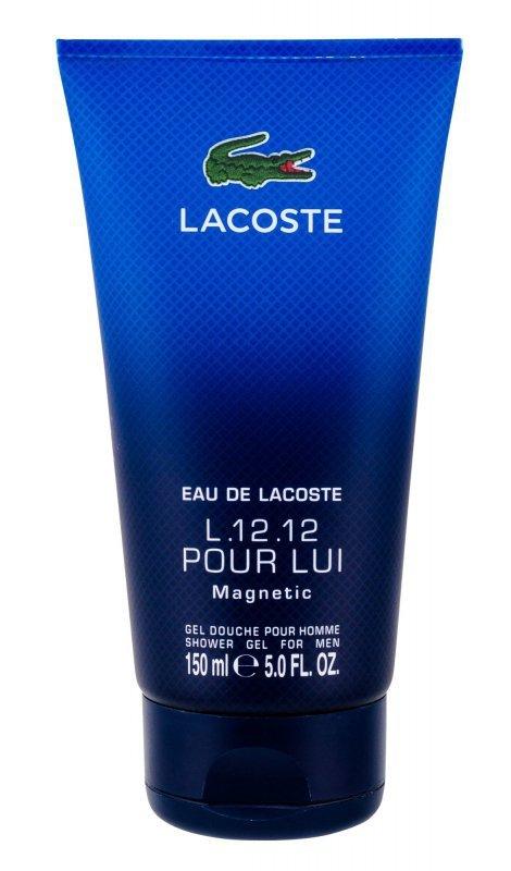 Lacoste Eau De Lacoste L.12.12 Magnetic (Żel pod prysznic, M, 150ml)