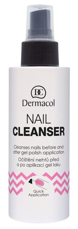 Dermacol Nail Cleanser (Pielęgnacja paznokci, W, 150ml)