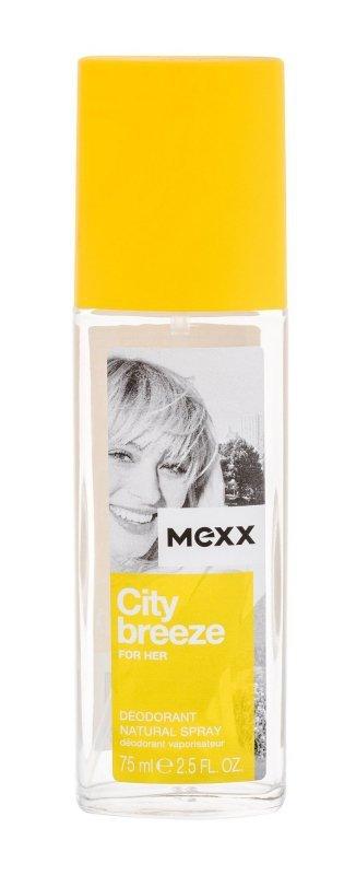 Mexx City Breeze For Her (Dezodorant, W, 75ml)
