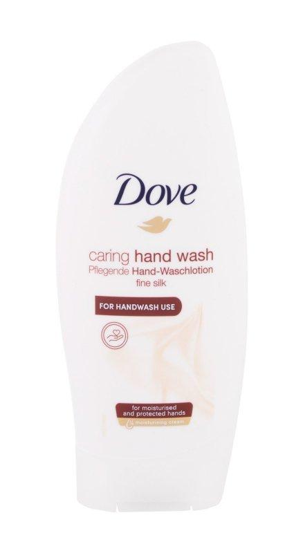 Dove Fine Silk (Mydło w płynie, W, 250ml)