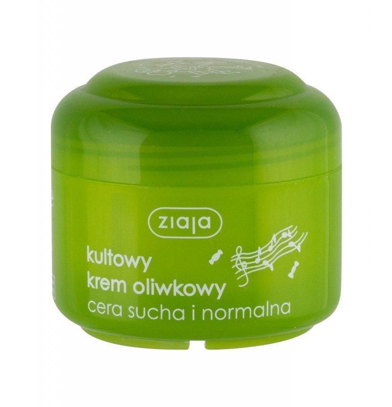 Ziaja Natural Olive (Krem do twarzy na dzień, W, 50ml)