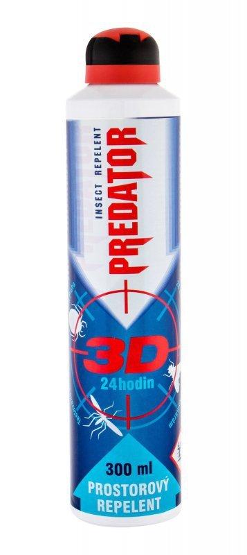 PREDATOR Repelent 3D Spray (Preparat odstraszający owady, U, 300ml)