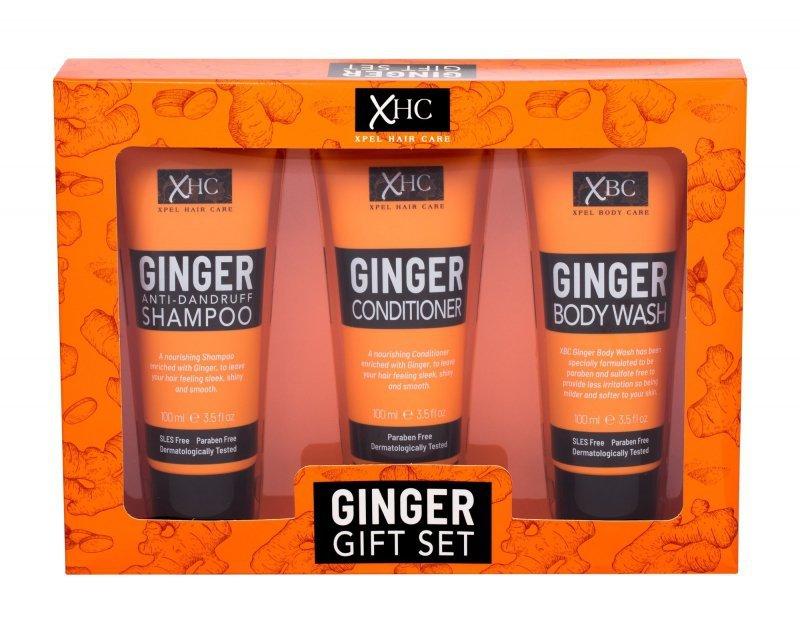 Xpel Ginger (Szampon do włosów, W, 100ml)