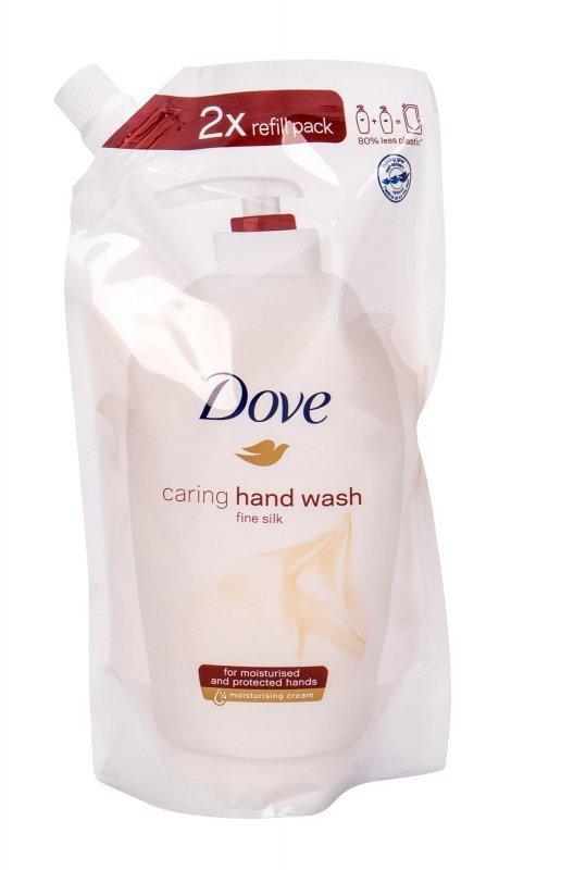 Dove Fine Silk (Mydło w płynie, W, 500ml)