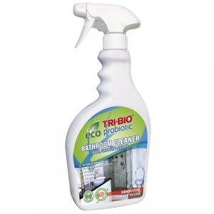 TRI-BIO, Probiotyczny Spray do Czyszczenia Łazienek, 420 ml