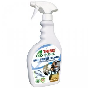 TRI-BIO, Probiotyczny Uniwersalny Spray Czyszczący 3w1, 420 ml