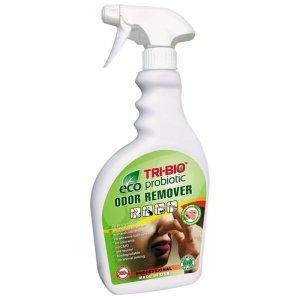 TRI-BIO, Probiotyczny Spray Usuwający Nieprzyjemne Zapachy, 420 ml