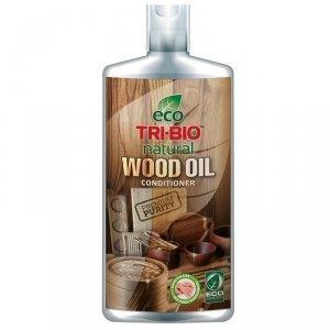 TRI-BIO, Naturalny Olejek do Pielęgnacji Drewna, 250 ml