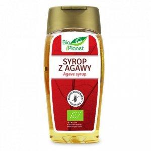 BIO PLANET Syrop z agawy bezglutenowy BIO 330g (239ml)