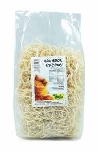 PRO NATURA Makaron ryżowy nitka 400g