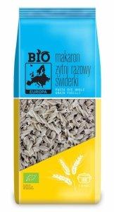 MAKARON (ŻYTNI RAZOWY) ŚWIDERKI BIO 400 g - BIO EUROPA