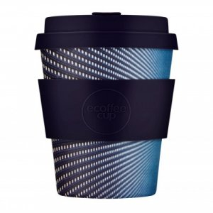 KUBEK Z WŁÓKNA BAMBUSOWEGO I KUKURYDZIANEGO KUBRIK 250 ml - ECOFFEE CUP
