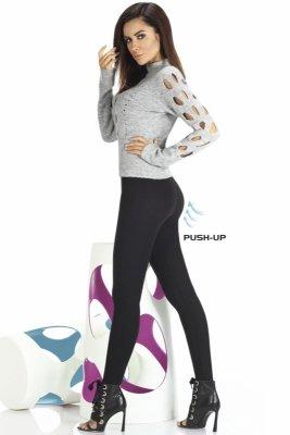 Bas Bleu Octavia legginsy wyszczuplające push-up