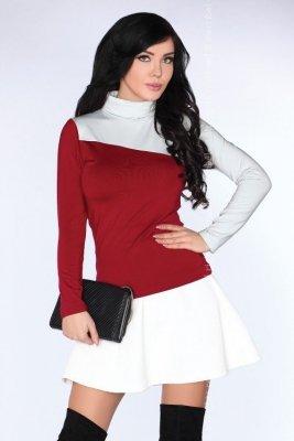 CG015 Maroon bluzka
