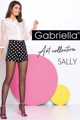 Gabriella Sally code 294 rajstopy 20 den kropki