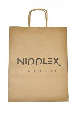 Torba papierowa duża Nipplex