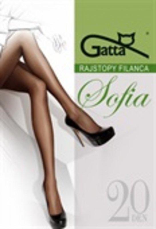 SOFIA - Rajstopy damskie Elastil 20 DEN