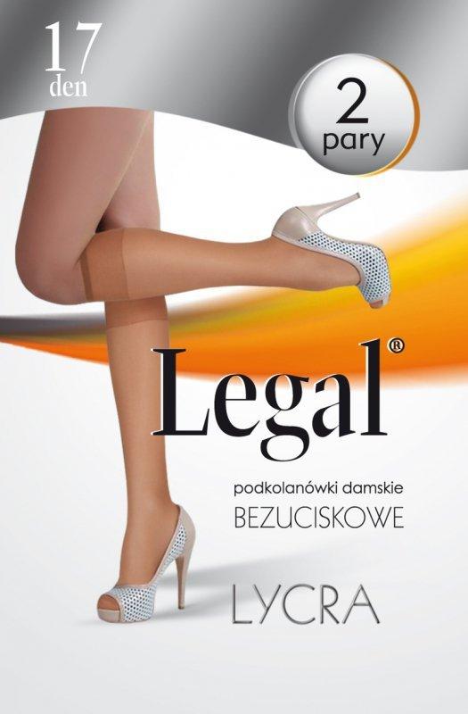 Podkolanówki Damskie Lycra Legal