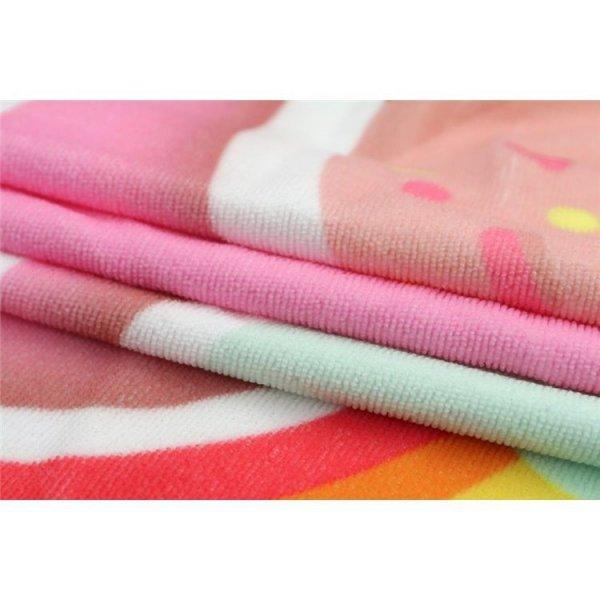 Ręcznik plażowy prostokątny mały 150x70 Arbuz REC45WZ1