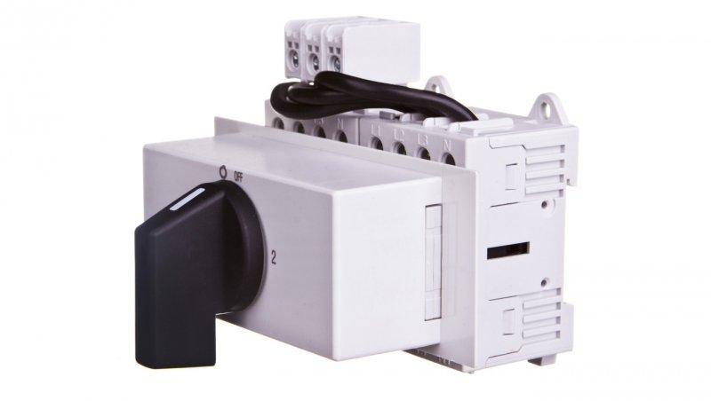 Przełącznik 1-0-2 3P 32A /z rączką/ LAS 32 COP 004664202