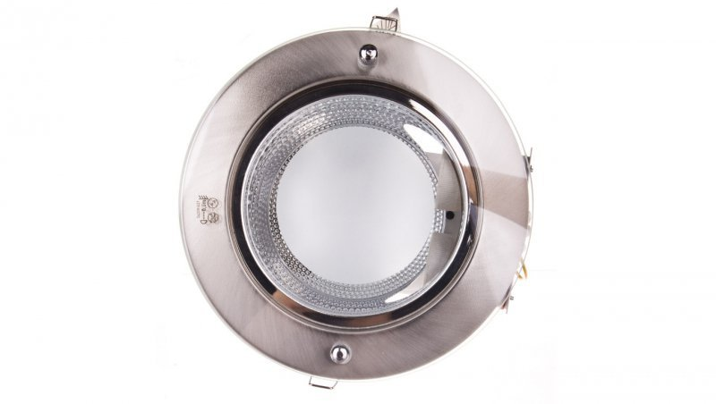 Oprawa downlight 2x 20W E27 220-240V IP20 180mm SHIRO DLO-220-SC 18290