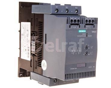 Softstart 3-fazowy 200-480VAC 80A 45kW/400V Uc=110-230V AC/DC S3 3RW3046-1BB14