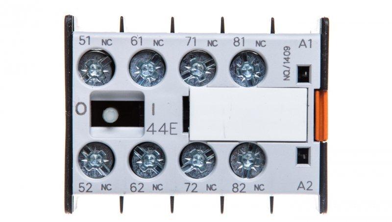 Styk pomocniczy 0Z 1R montaż czołowy 3TX4404-0A