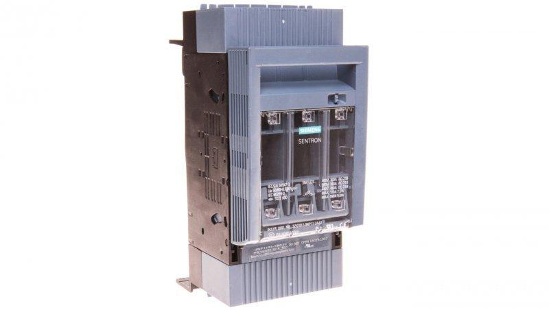Rozłącznik bezpiecznikowy 3P 250A NH1 3NP1143-1DA10