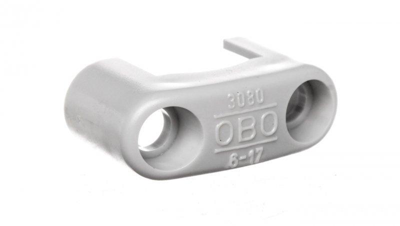 Uchwyt kablowy dociskowy /6-17mm/ 3080 LGR 2124173 /50szt./