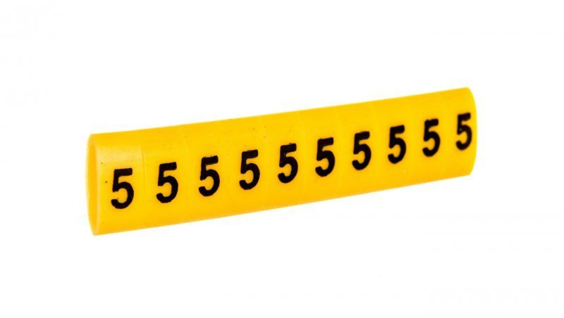 Oznacznik OV-6/5 E04ZP-01030100500 /100szt./
