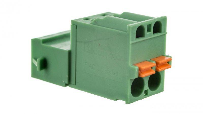 Łącznik wtykowy płytek drukowanych FKIC 2,5/ 2-ST-5,08-RN 1925867