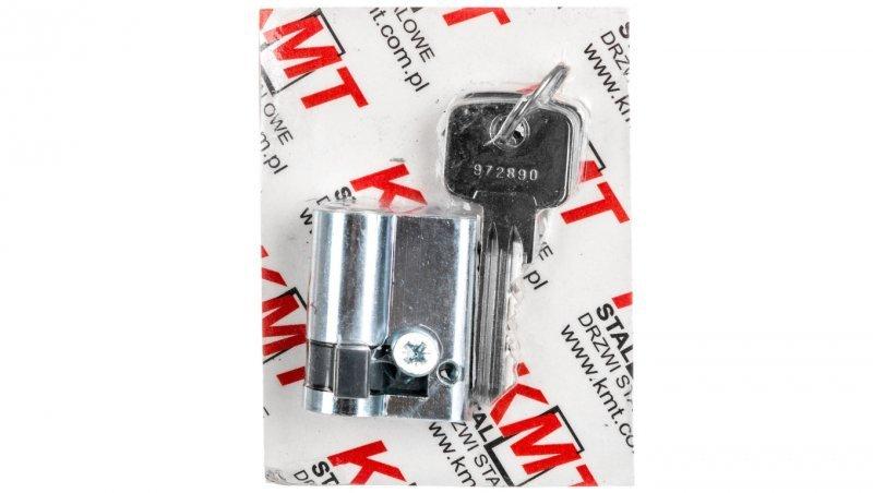Wkładka patentowa na klucz do zamka powtarzalna WRS-K 10160 MET-10160/WER.2 INC-10160P