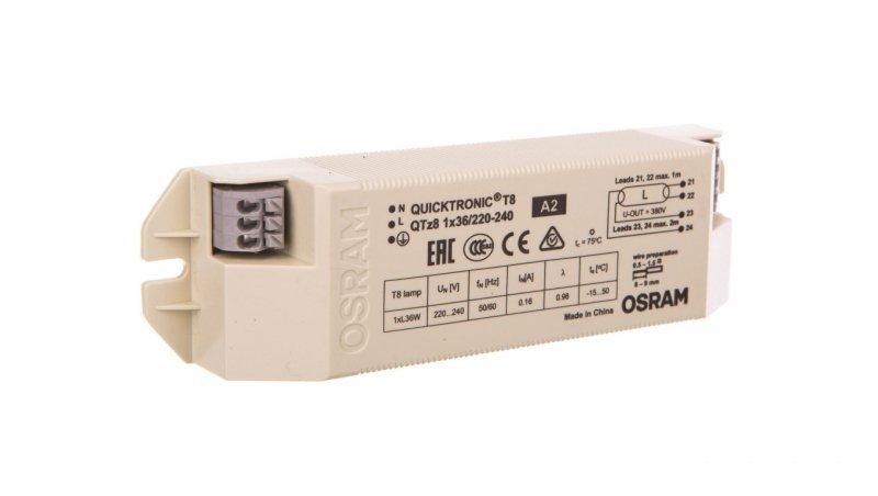 Statecznik elektroniczny QTz 8 1X36/220-240 4008321863287
