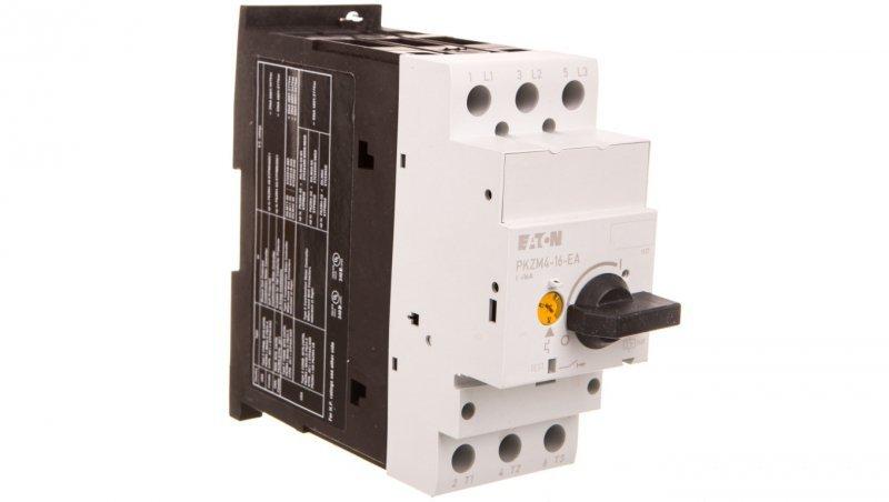 Wyłącznik silnikowy 3P 7,5kW 10-16A PKZM4-16-EA 190018