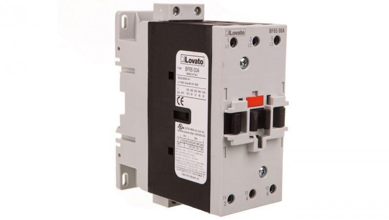 Stycznik mocy 65A AC3 3P 230V AC 0Z 0R BF6500A230