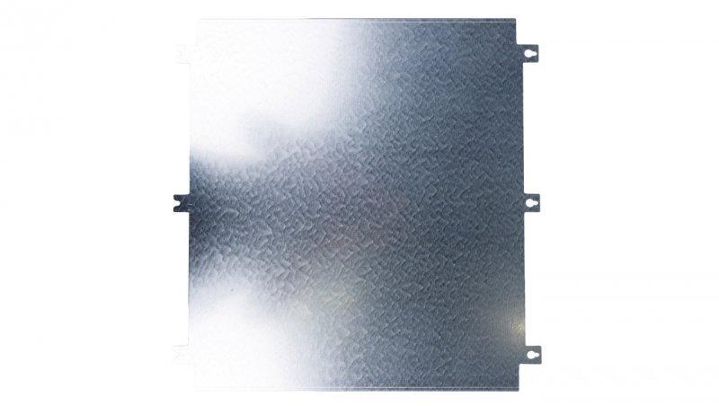 Płyta montażowa 500x600mm stal BPZ-MPL500-600 114825