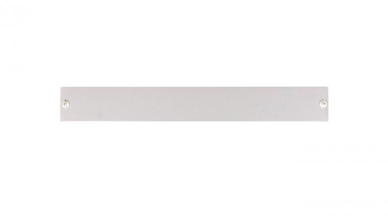 Osłona metalowa pełna 1120x150mm BPZ-FP-1200/150-BL 293542