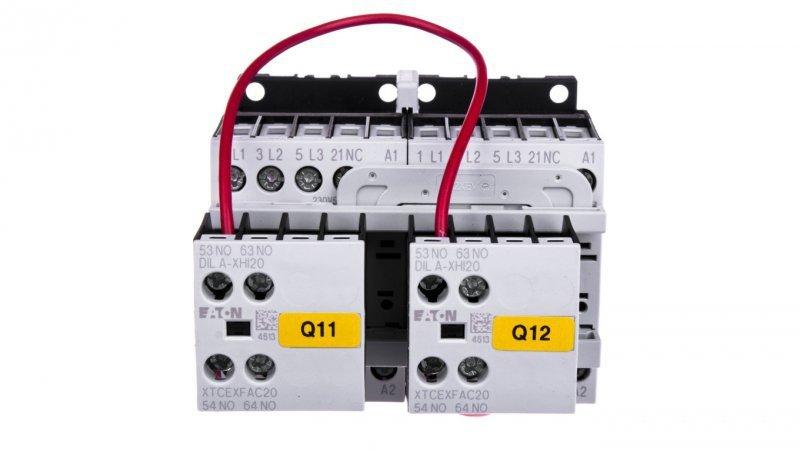 Zestaw nawrotny 12A 5,5kW 230V AC DIULM12/21(230V50HZ,240V60HZ) 278111