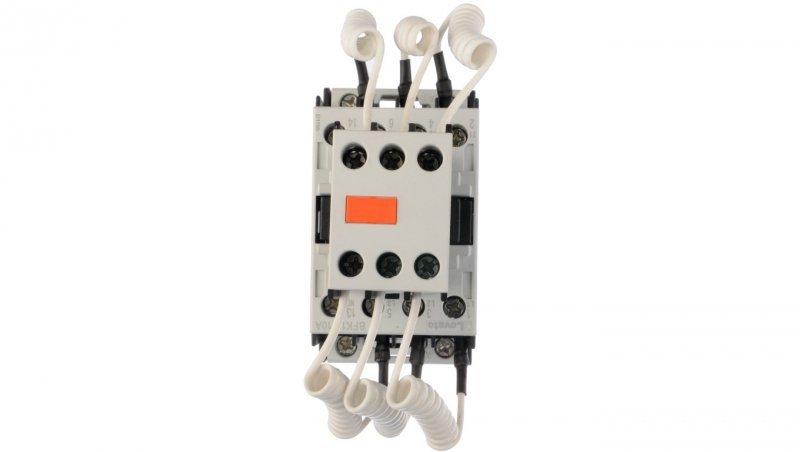Stycznik do baterii kondensatorowych 3P 12,5kvar 1Z 0R 230V AC BFK1210A230