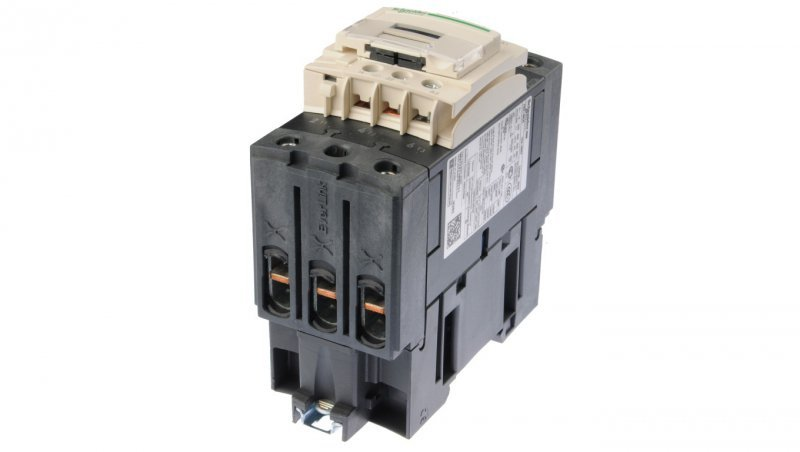Stycznik mocy 40A 3P 24V AC 1Z 1R (EVK) LC1D40AB7