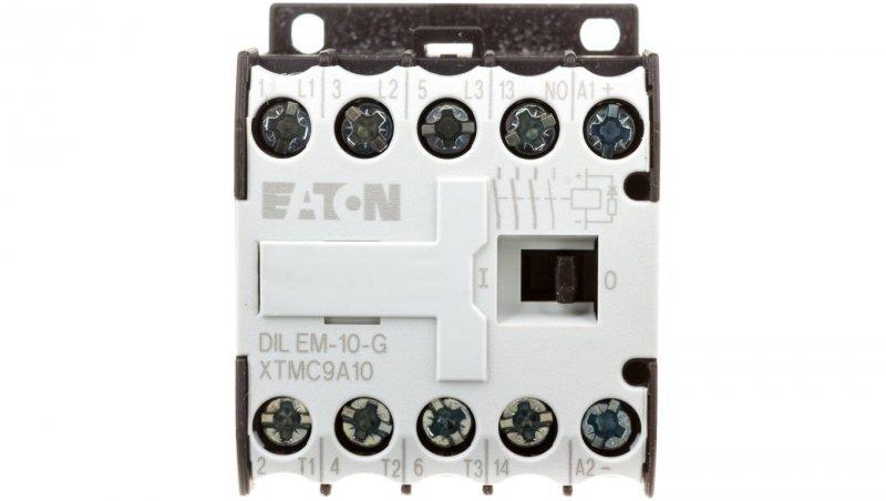 Stycznik mocy 9A 3P 220V DC 1Z 0R DILEM-10-G(220VDC) 010325