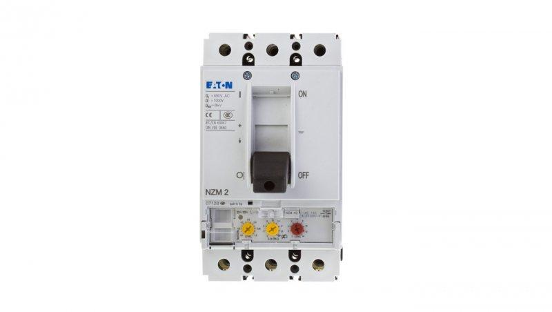 Wyłącznik silnikowy 3P 75kW 70-140A NZMH2-ME140 265787