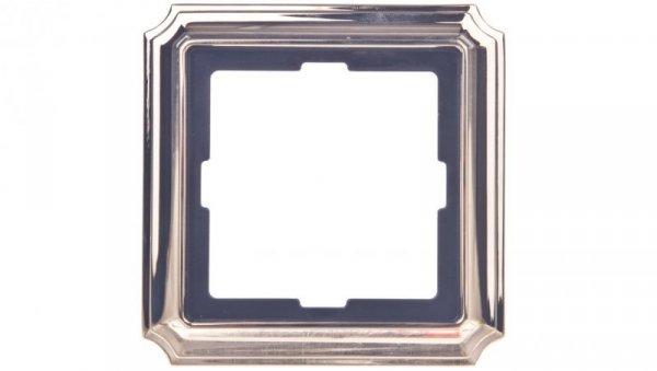 Merten Antique Ramka pojedyncza mosiądz polerowany MTN483121
